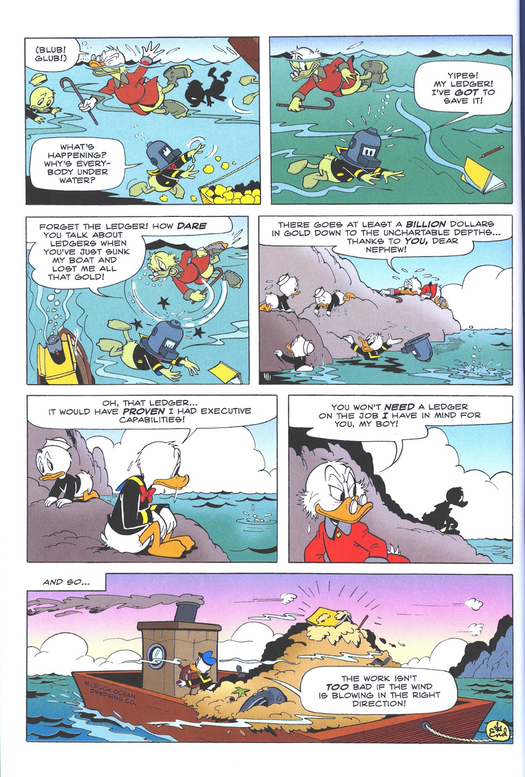 Uncle Scrooge (1953) Issue #369 #369 - English 42