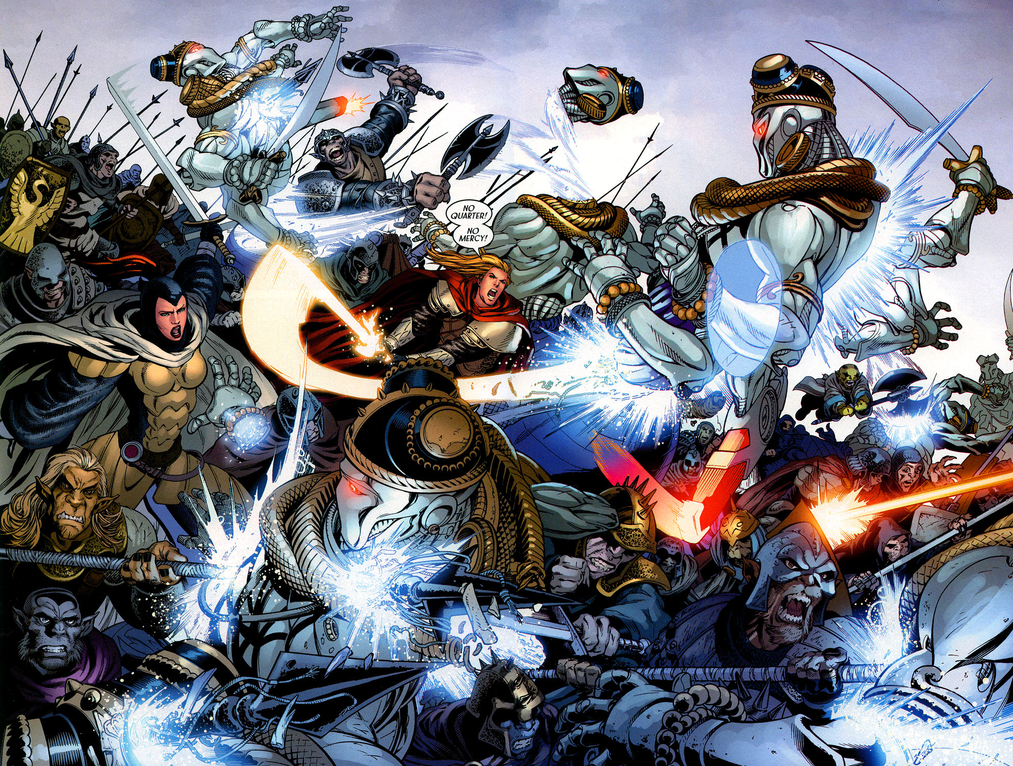 Read online Scion comic -  Issue #41 - 8