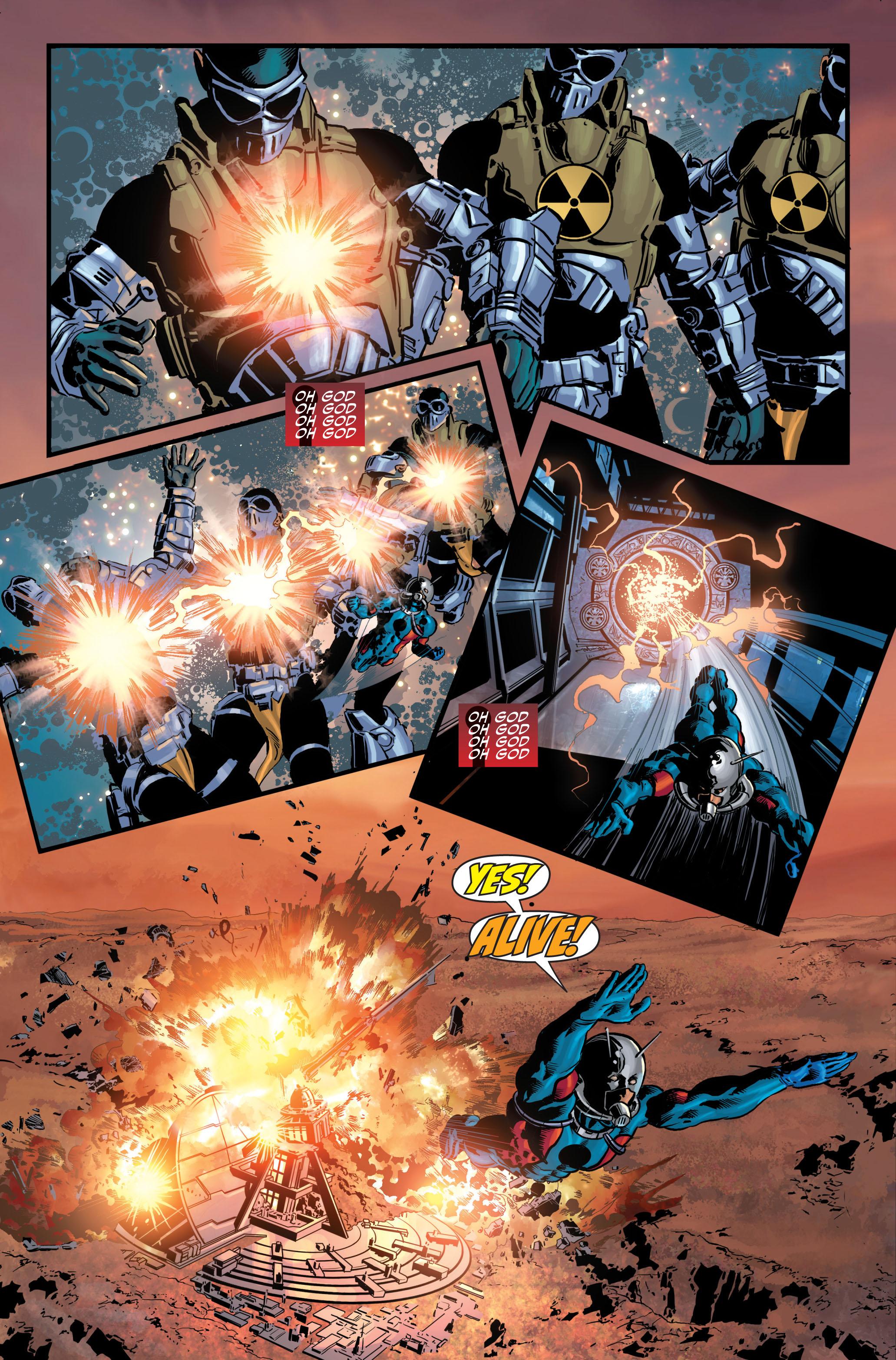 Read online Secret Avengers (2010) comic -  Issue #4 - 18