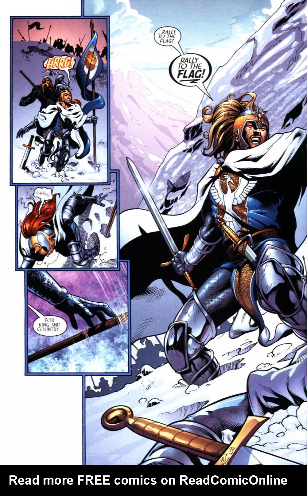 Read online Scion comic -  Issue #22 - 12