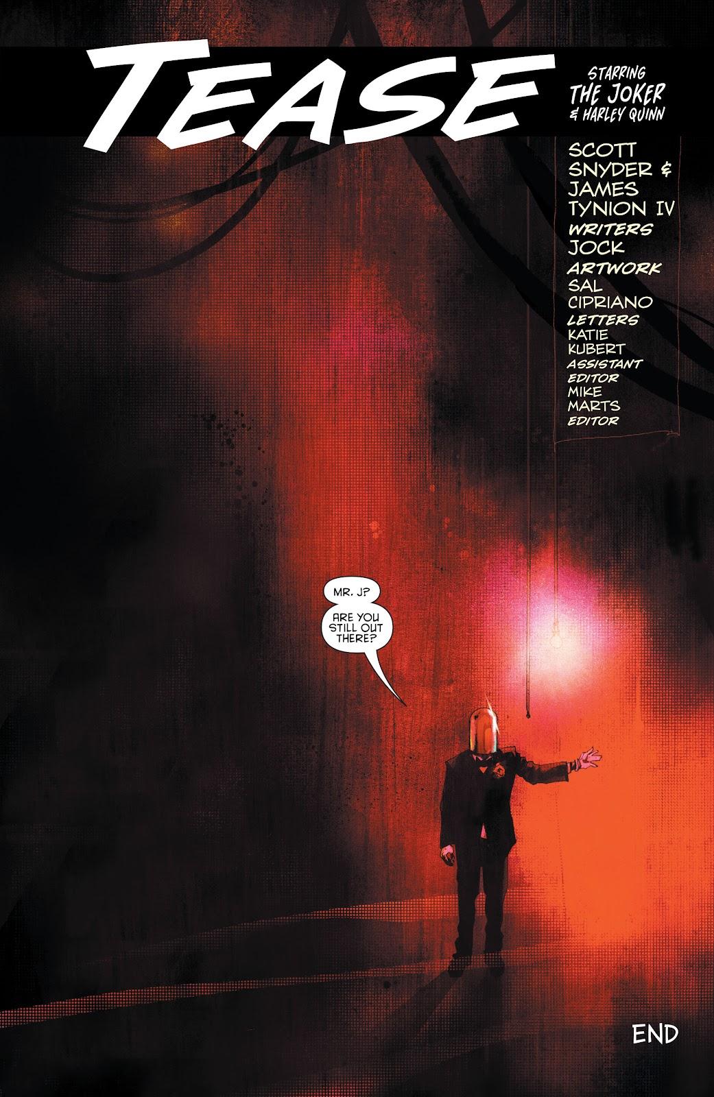 Batman (2011) Issue #13 #28 - English 31