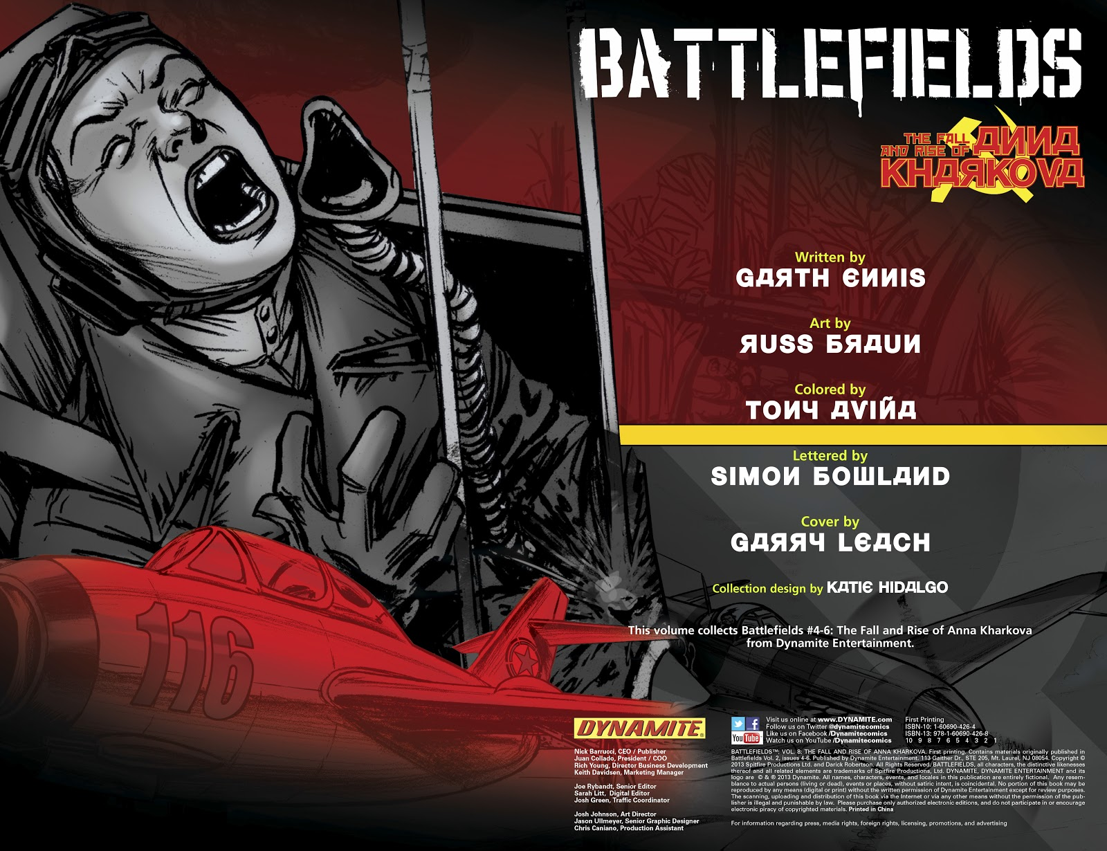 Battlefields TPB 2 #2 - English 3