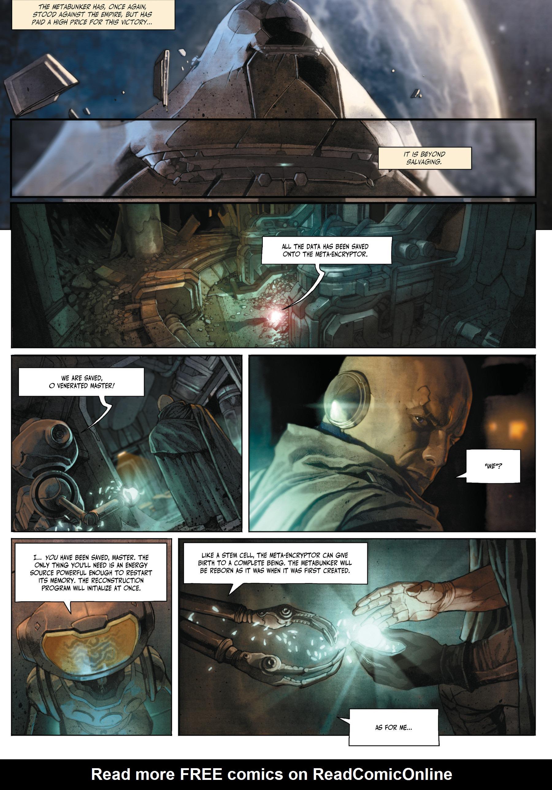The Metabaron #1 #6 - English 6