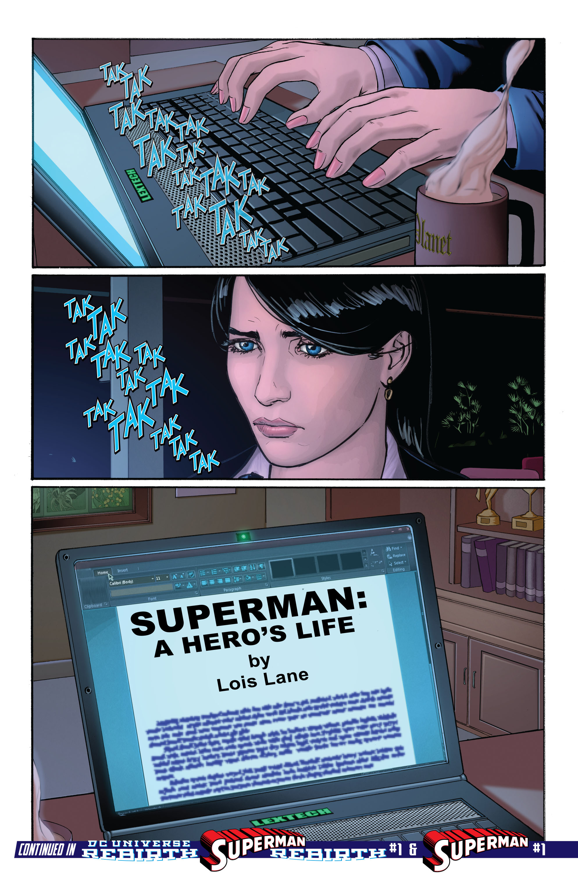 Read online Superman (2011) comic -  Issue #52 - 24