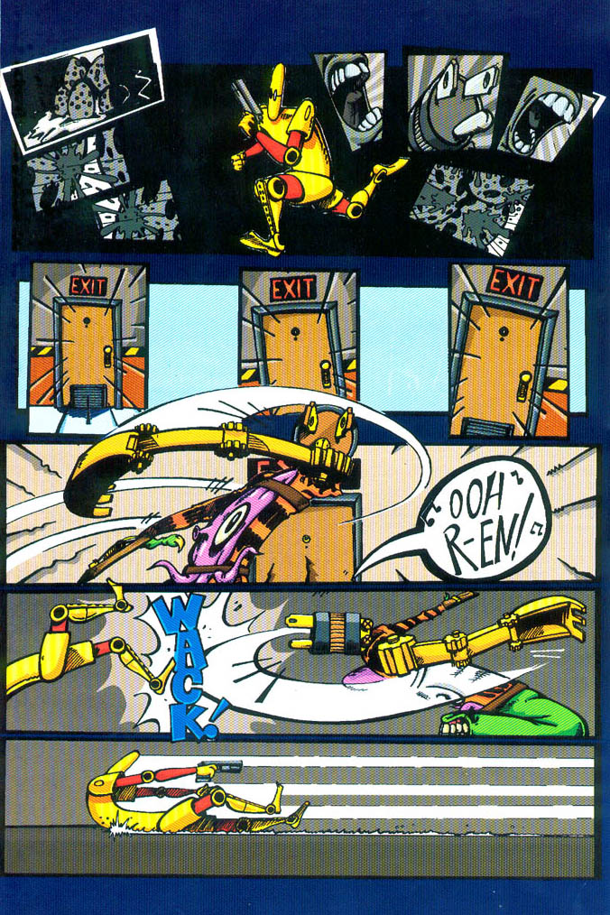 Read online Scud: The Disposable Assassin (1994) comic -  Issue #1 - 25