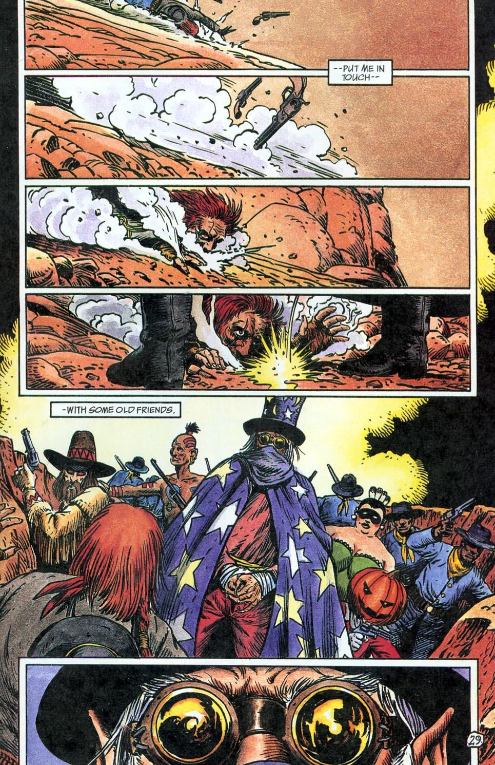 Jonah Hex: Two-Gun Mojo Issue #4 #4 - English 31