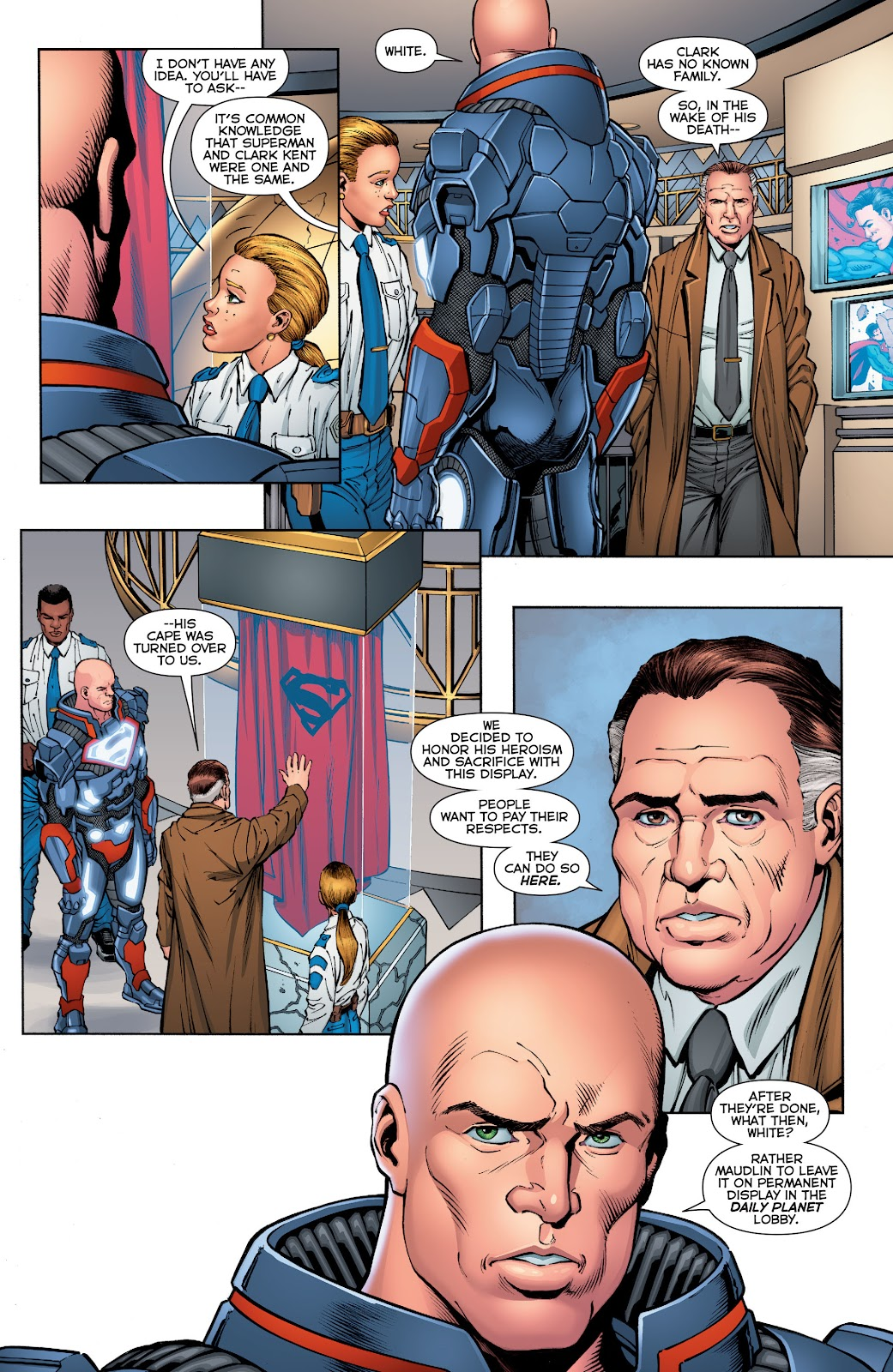 Justice League (2011) Issue #52 #62 - English 5