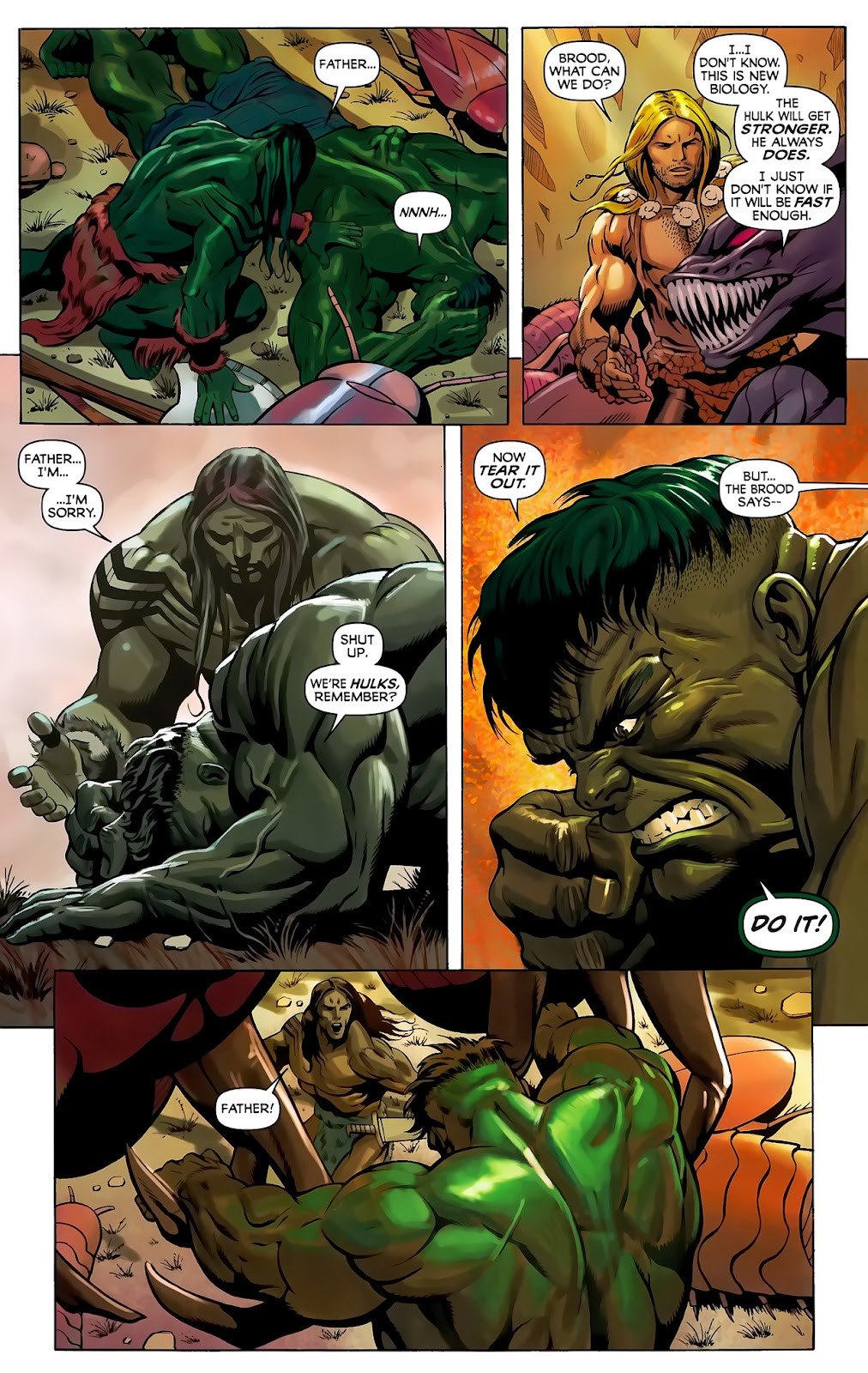 Incredible Hulks (2010) Issue #624 #14 - English 21