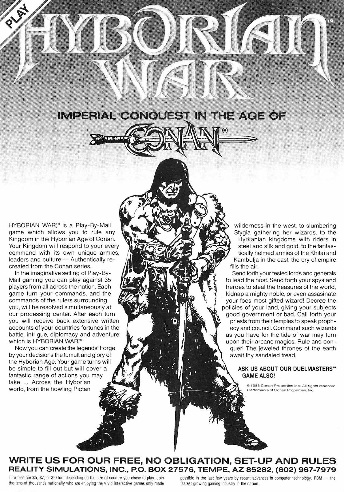 The Savage Sword Of Conan Issue #209 #210 - English 68
