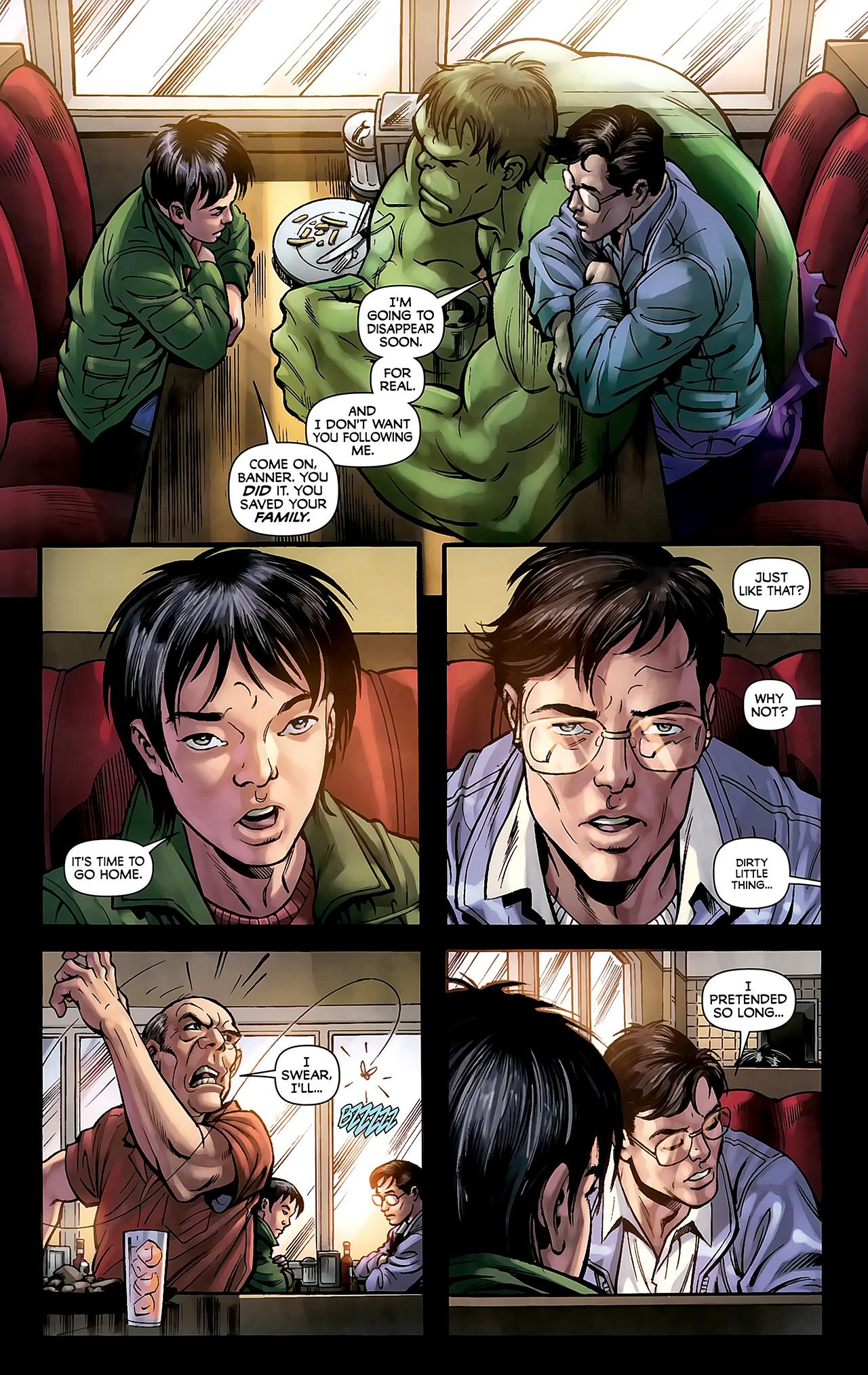Incredible Hulks (2010) #635 #26 - English 30