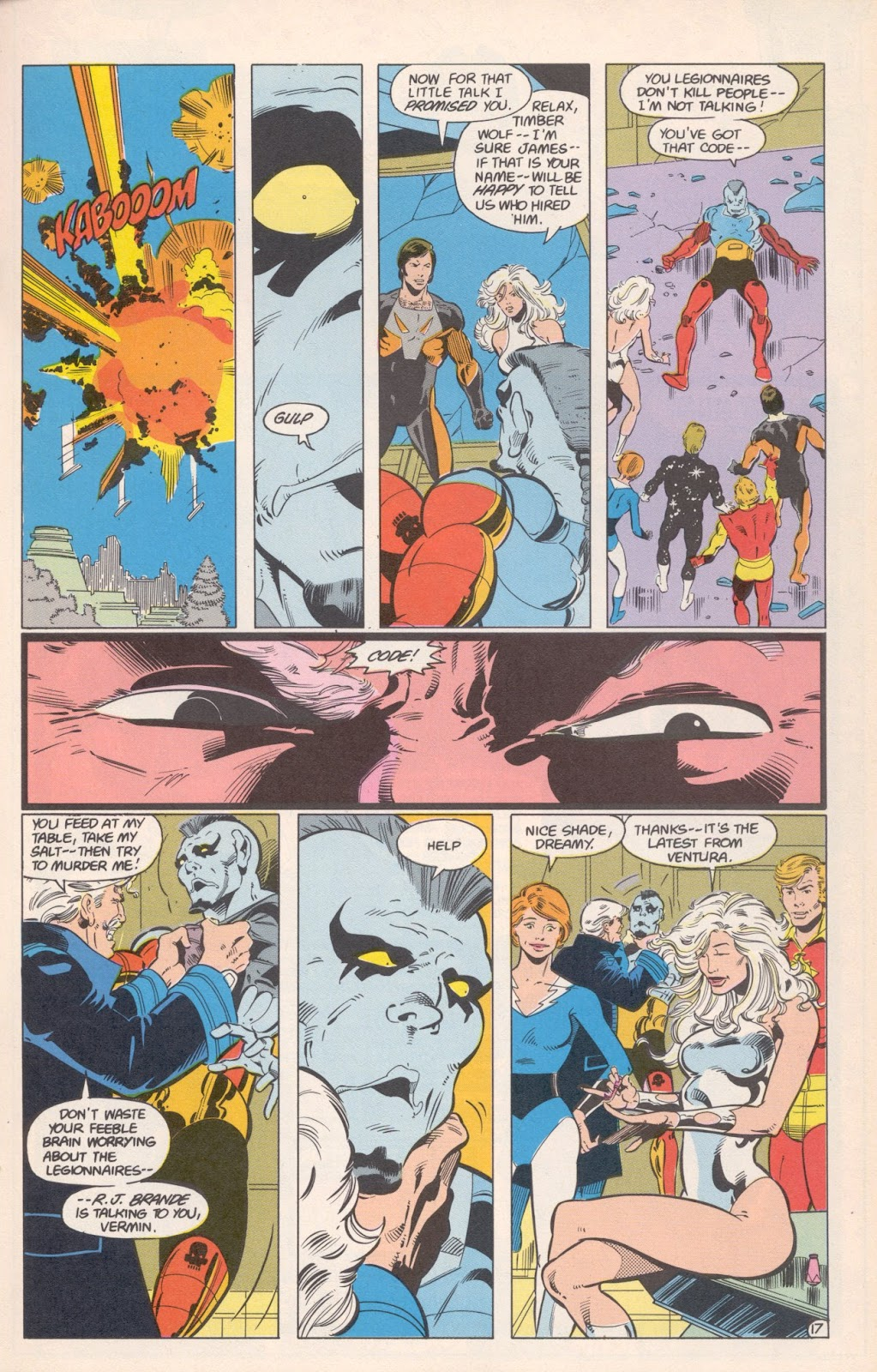 Tales of the Legion Issue #342 #29 - English 18