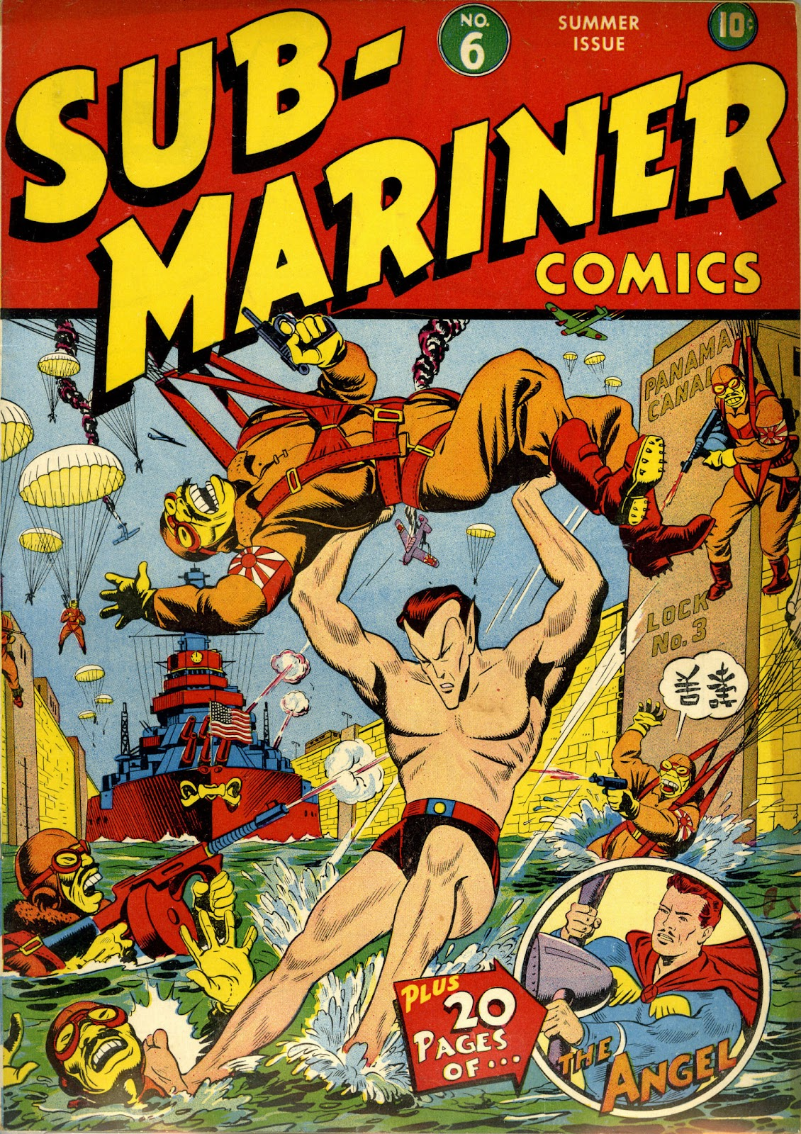 Sub-Mariner Comics Issue #6 #6 - English 2
