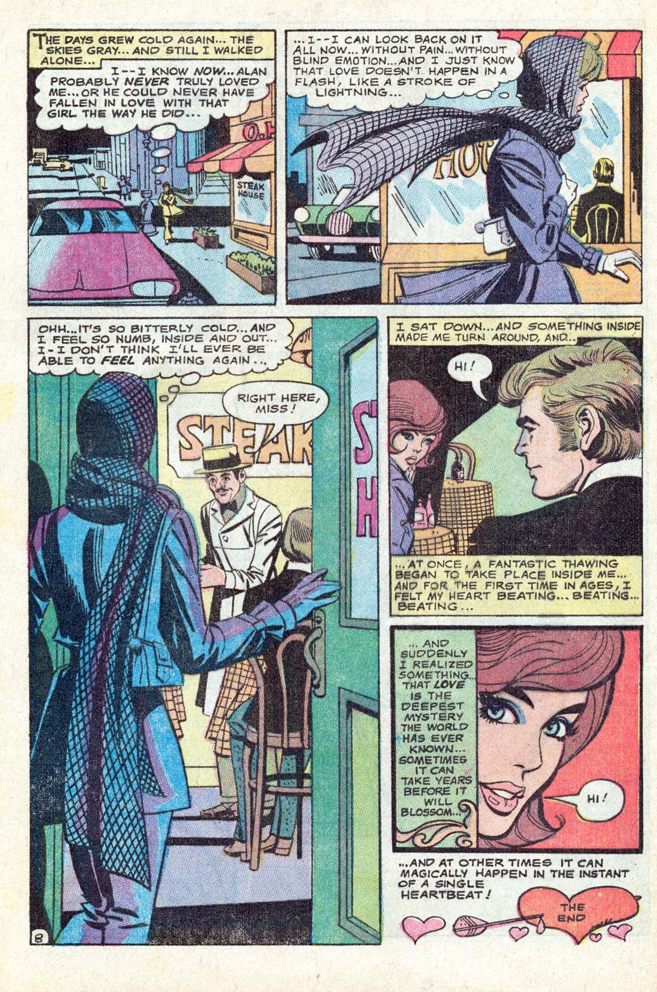 Read online Secret Hearts comic -  Issue #142 - 32
