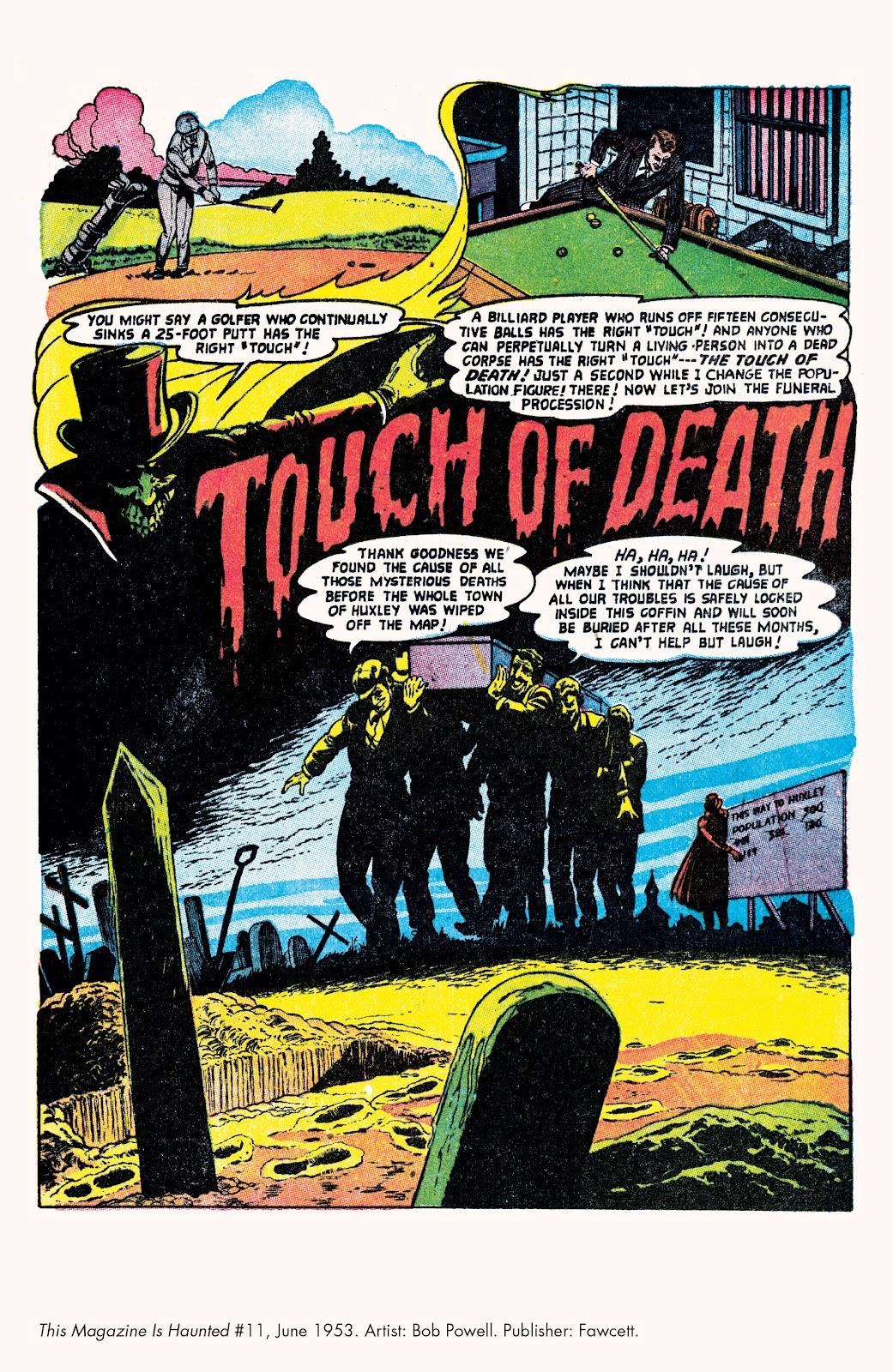 Haunted Horror Issue #20 #20 - English 38