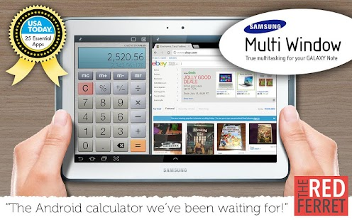 Calculator Plus Apk v4.4.1