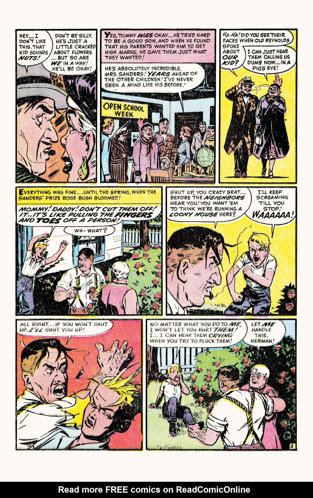 Haunted Horror Issue #13 #13 - English 45