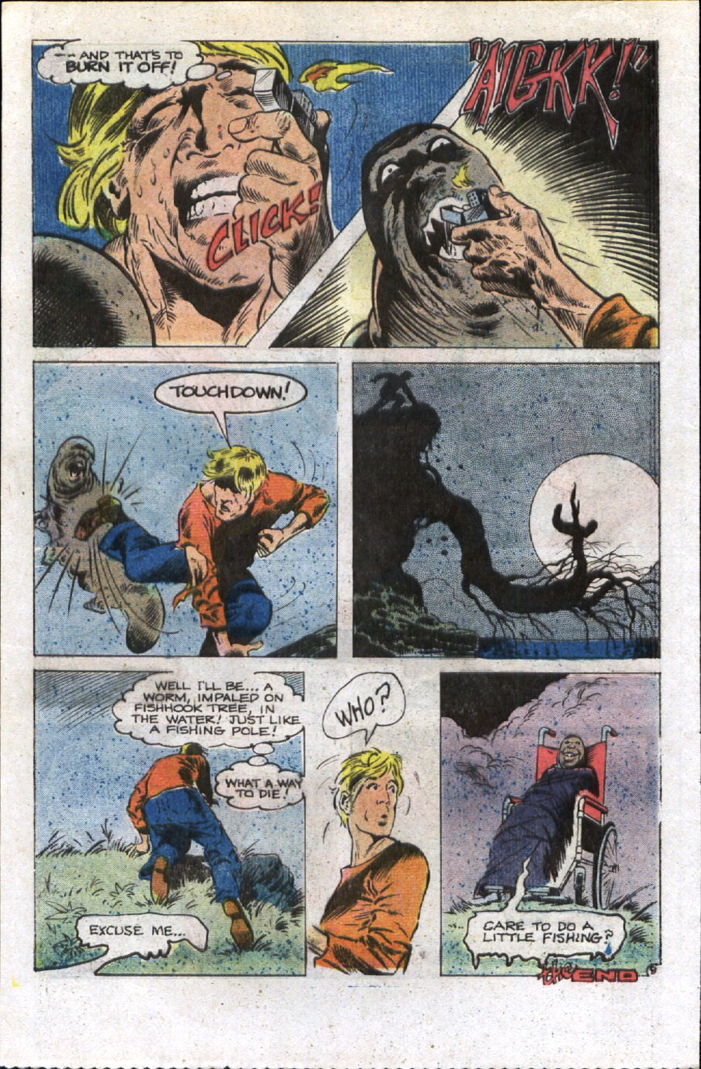 Read online Scary Tales comic -  Issue #31 - 32