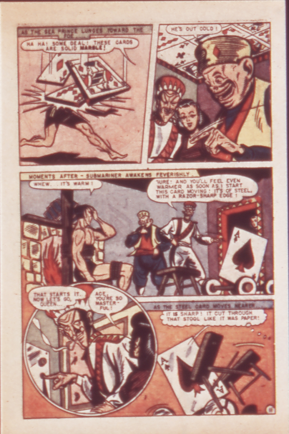 Sub-Mariner Comics Issue #21 #21 - English 13