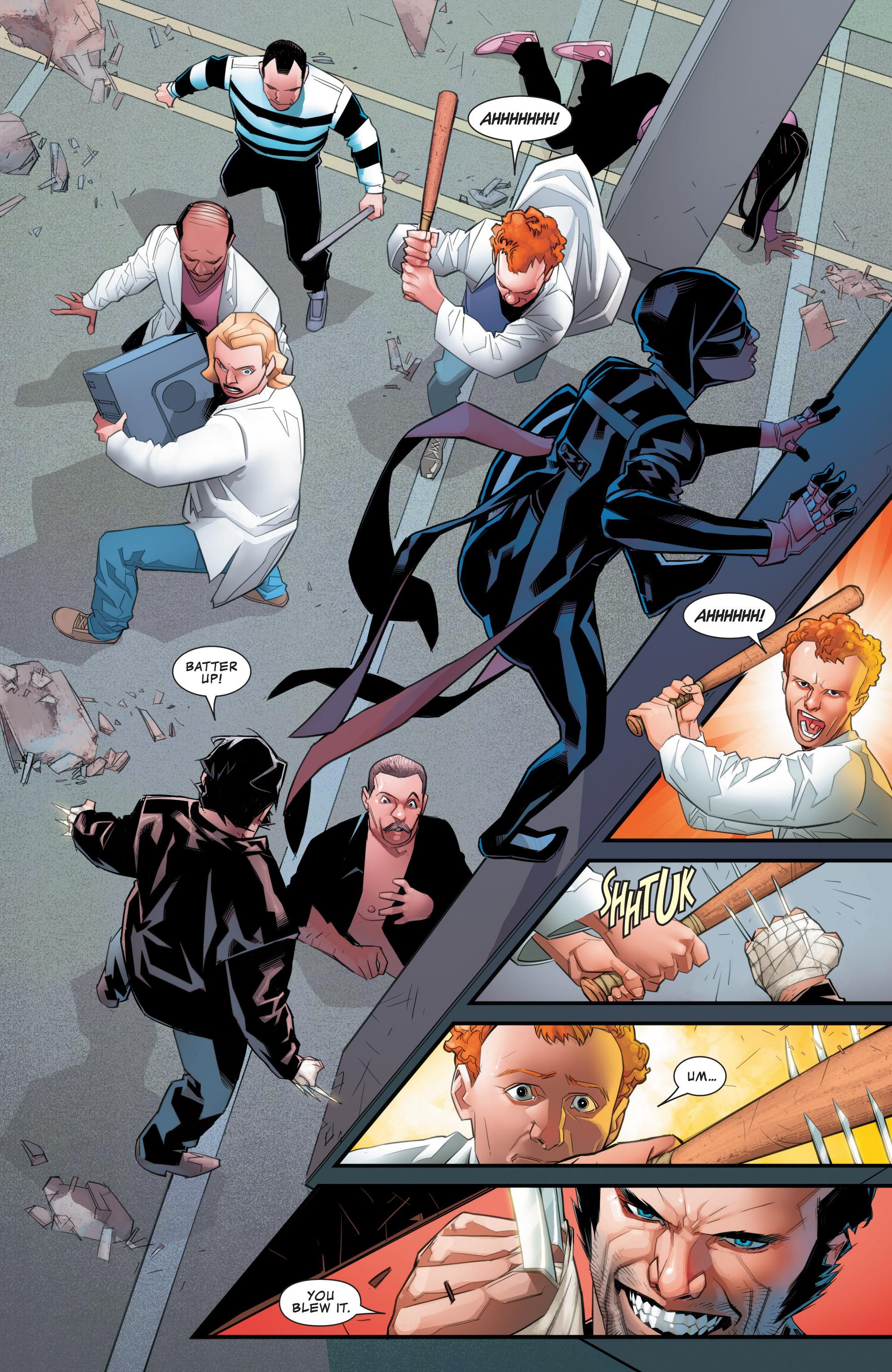 Read online Avengers Assemble (2012) comic -  Issue #23 - 16