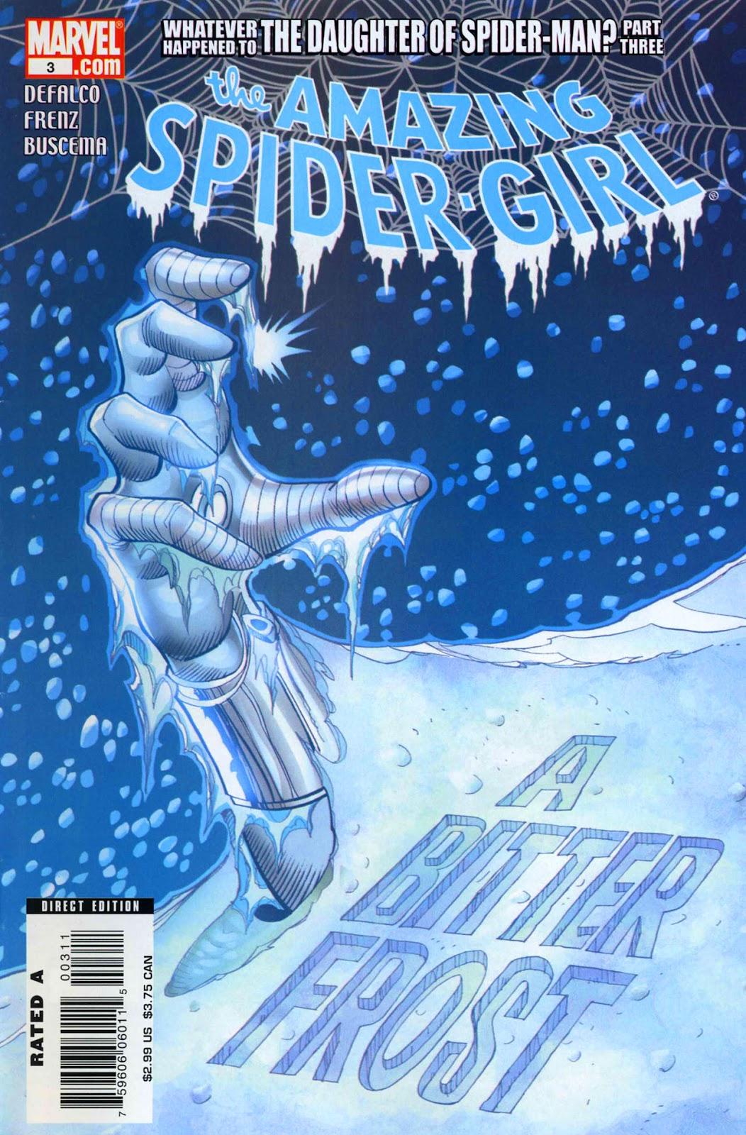 Amazing Spider-Girl Issue #3 #4 - English 1