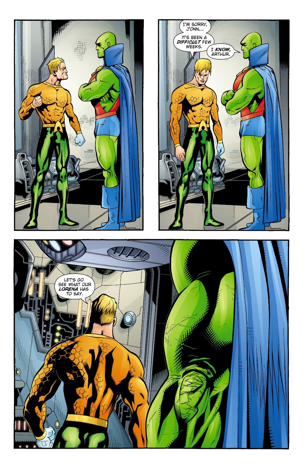 Aquaman (2003) Issue #16 #16 - English 16