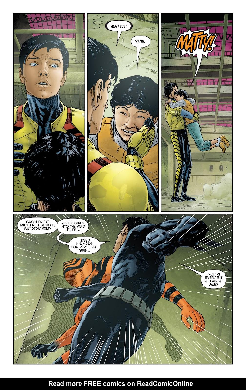 Batman Beyond (2015) Issue #16 #16 - English 13