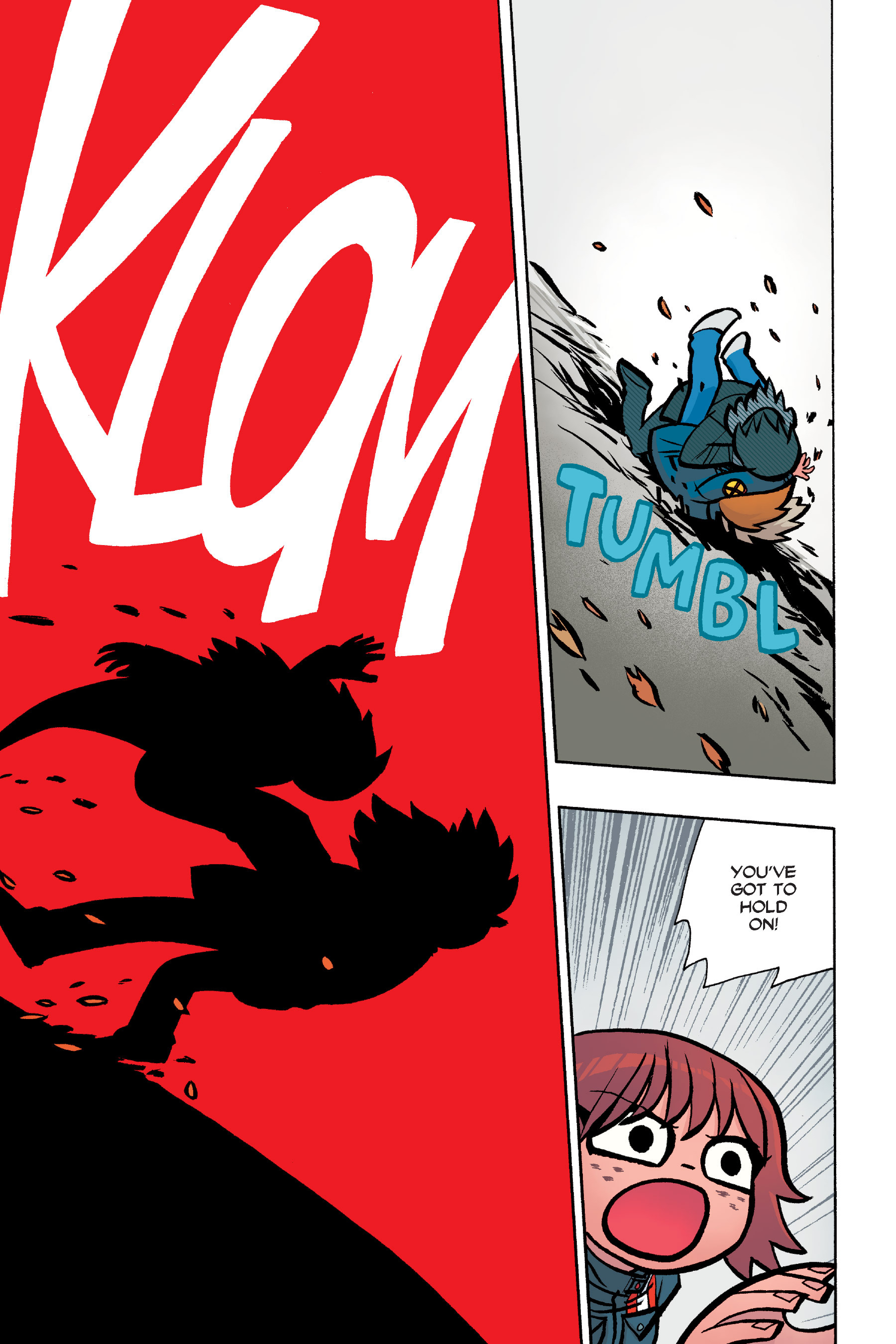 Read online Scott Pilgrim comic -  Issue #6 - 82