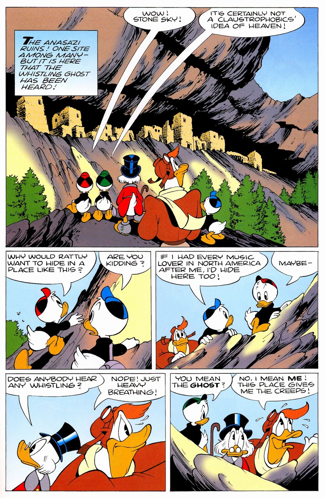 Uncle Scrooge (1953) Issue #326 #326 - English 49