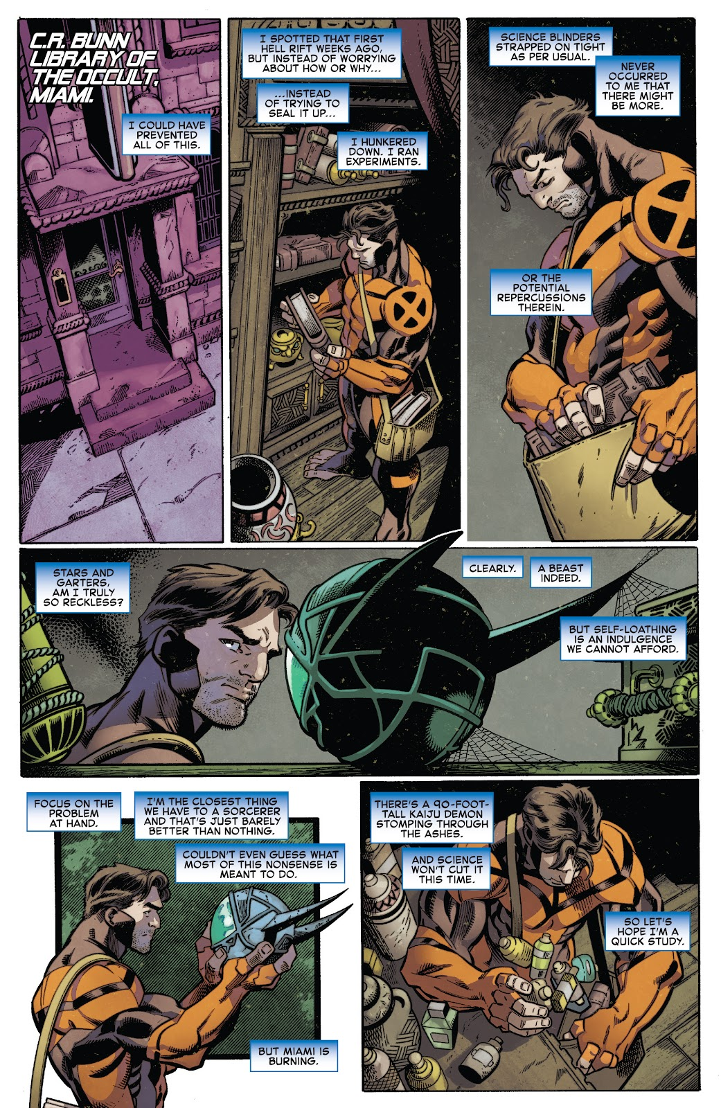 All-New X-Men (2016) Issue #16 #18 - English 4