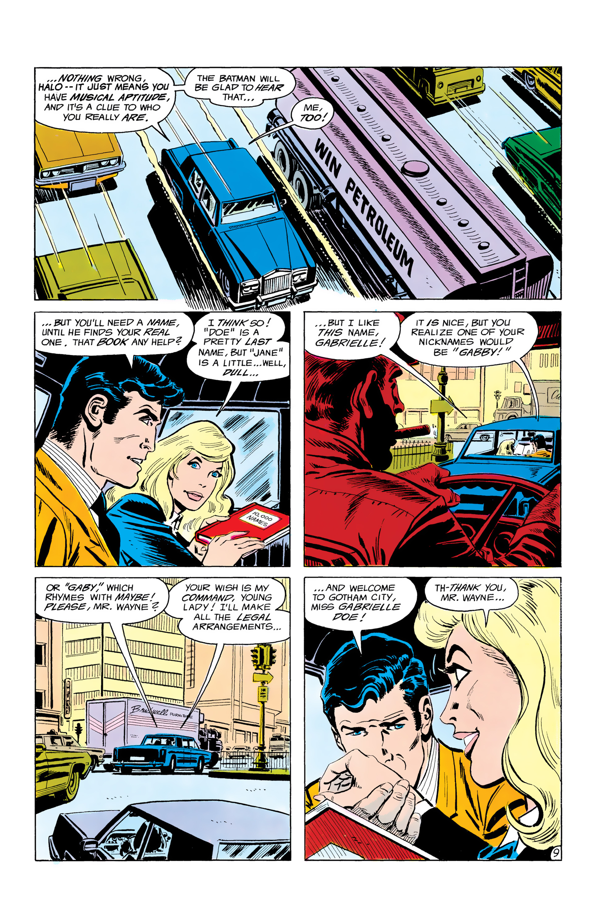 Batman and the Outsiders (1983) 3 Page 9