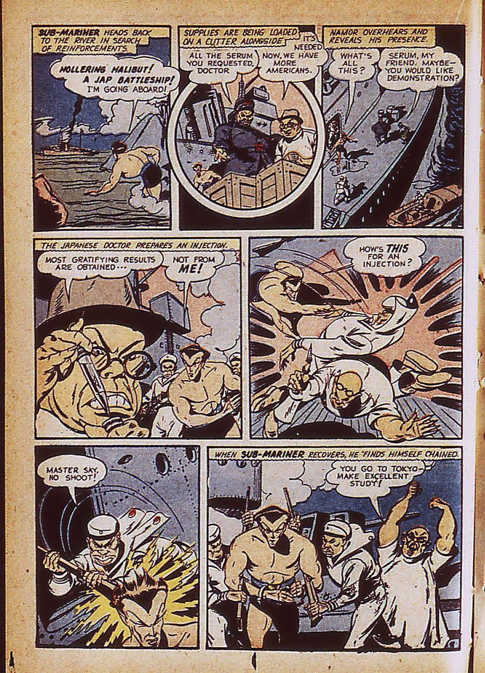 Sub-Mariner Comics Issue #8 #8 - English 33