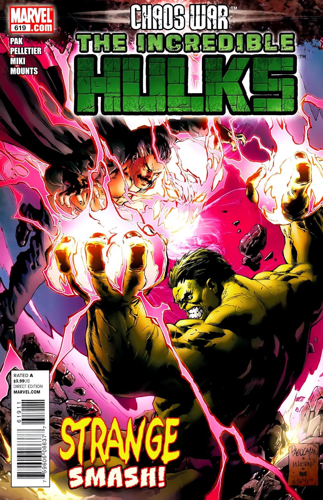 Incredible Hulks (2010) Issue #619 #9 - English 1