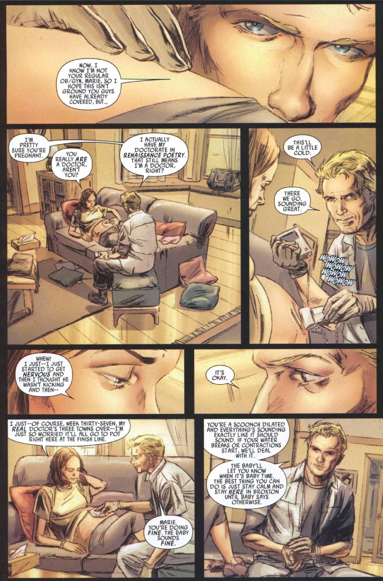 Read online Secret Invasion: Thor comic -  Issue #1 - 3