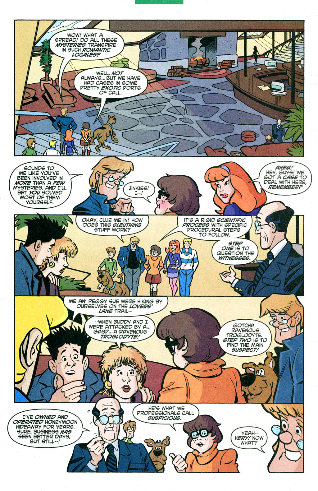 Read online Scooby-Doo (1997) comic -  Issue #93 - 14