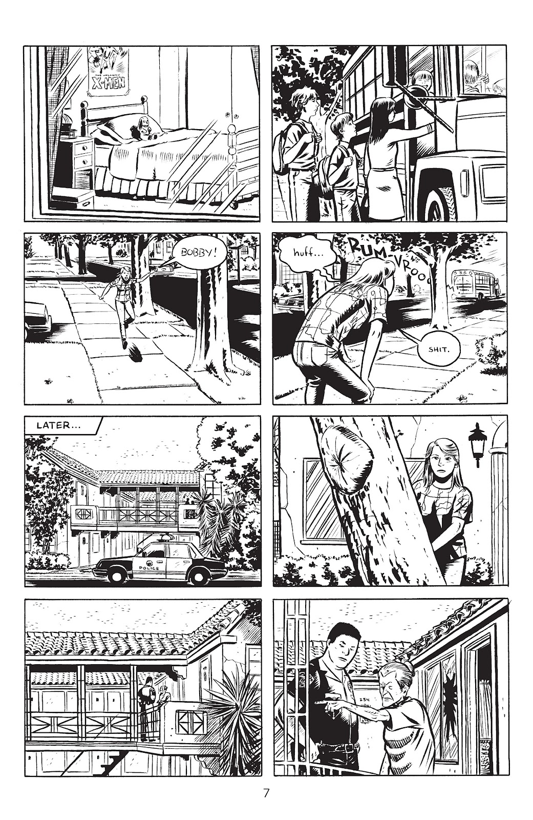 Stray Bullets Issue #25 #25 - English 9