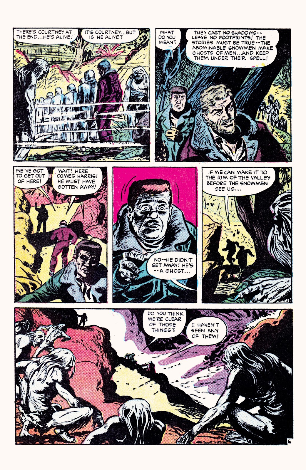Haunted Horror Issue #27 #27 - English 25