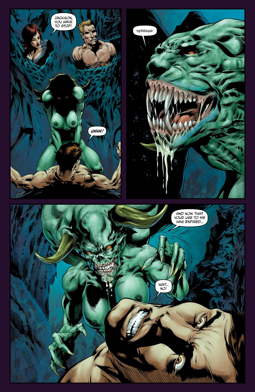 Webwitch (2015) Issue #4 #4 - English 21