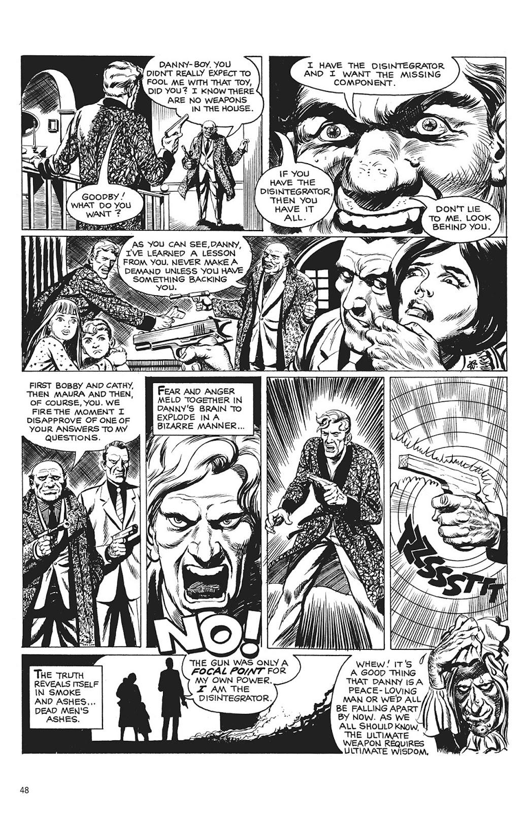 Creepy (2009) Issue #3 #3 - English 50