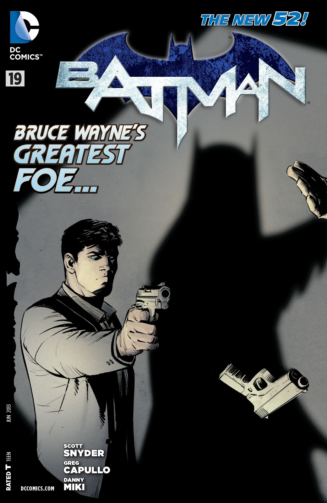 Batman (2011) Issue #19 #34 - English 1