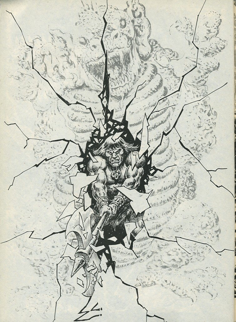 The Savage Sword Of Conan Issue #172 #173 - English 60