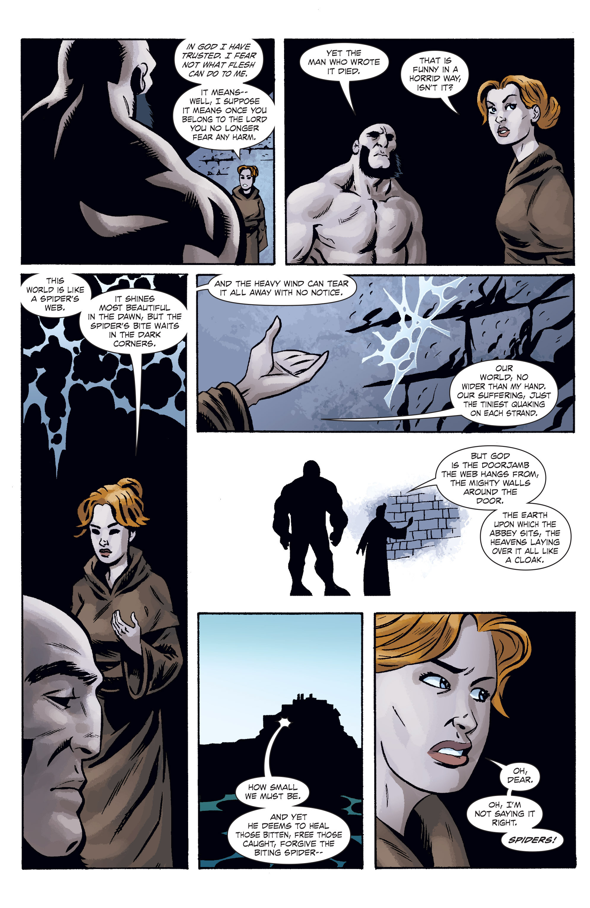 Read online The Anchor comic -  Issue # TPB 2 - 37