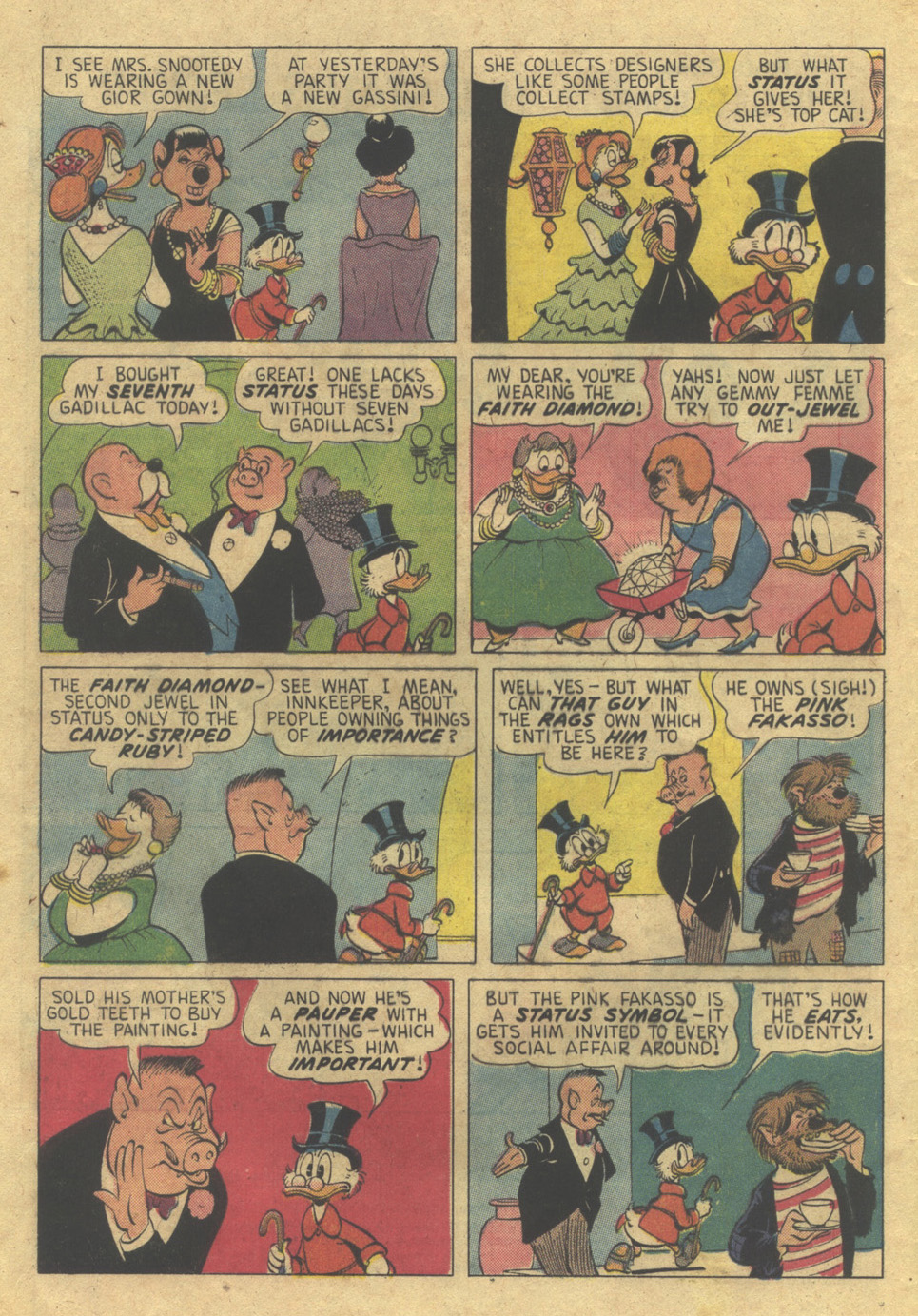 Uncle Scrooge (1953) Issue #98 #98 - English 4