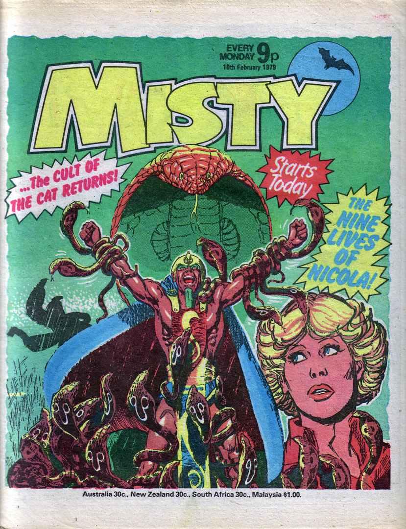 Misty 53 Page 1
