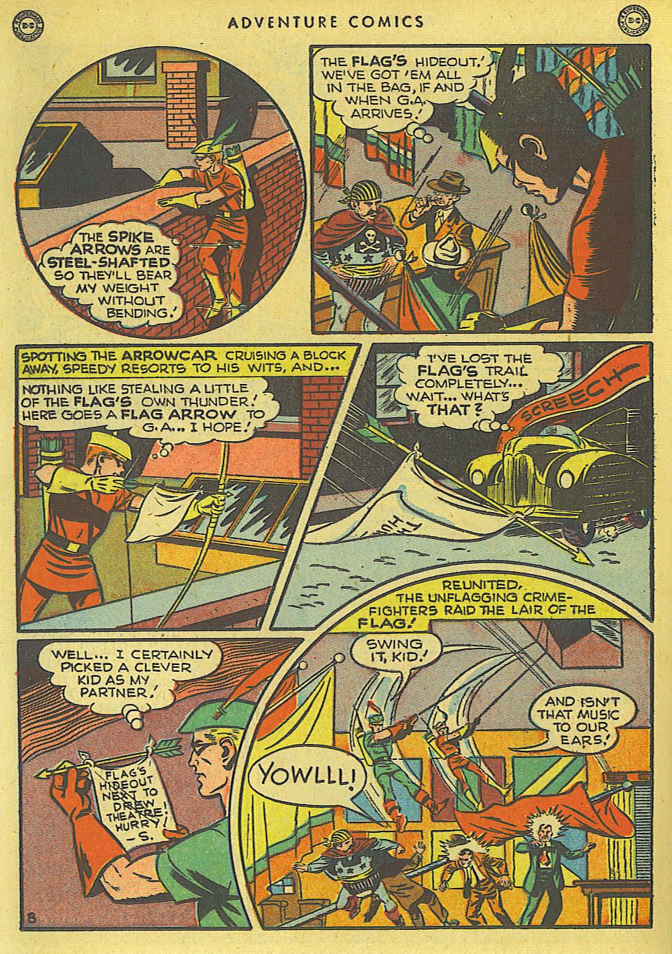 Read online Adventure Comics (1938) comic -  Issue #135 - 30