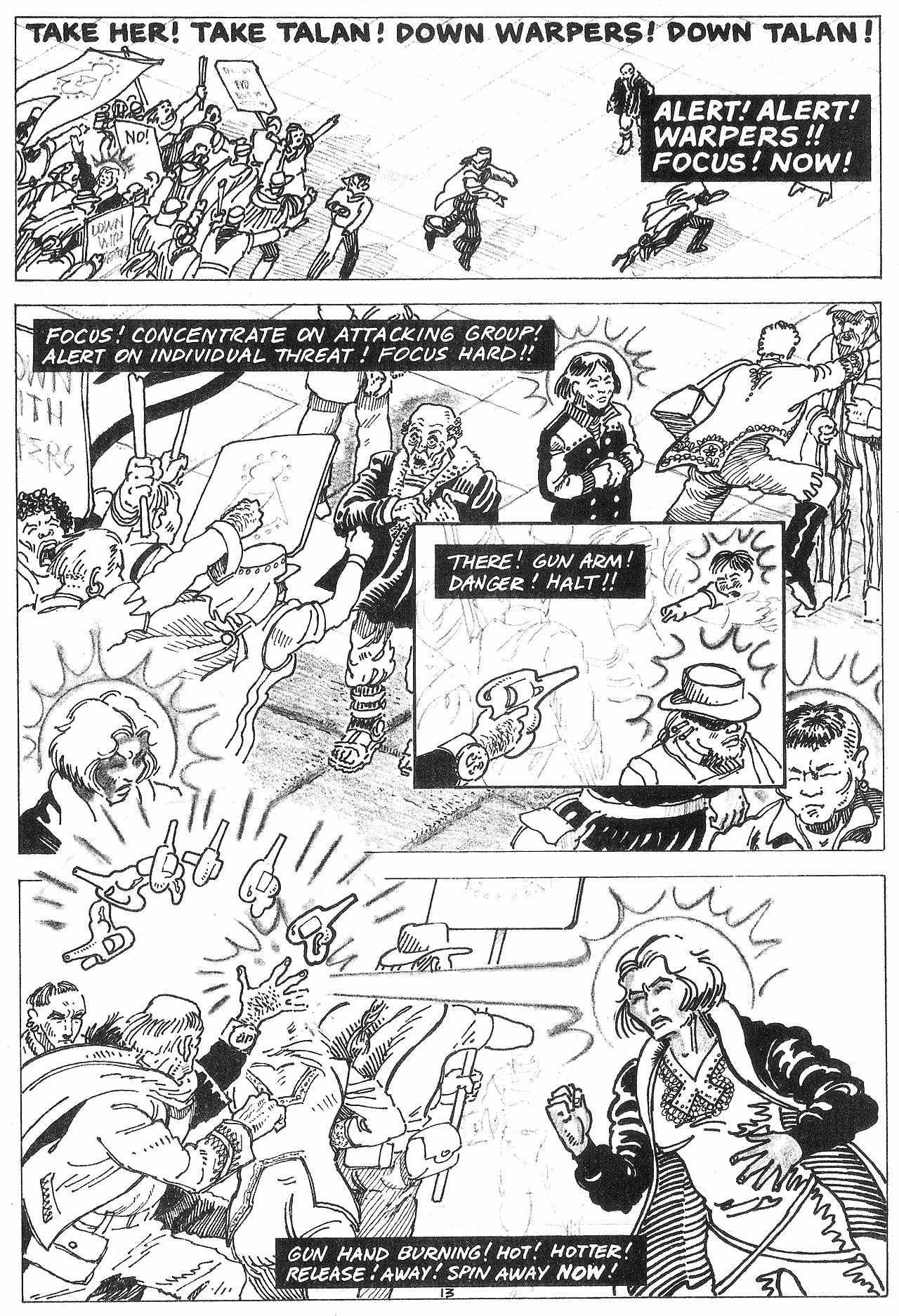 Read online Star*Reach comic -  Issue #18 - 16
