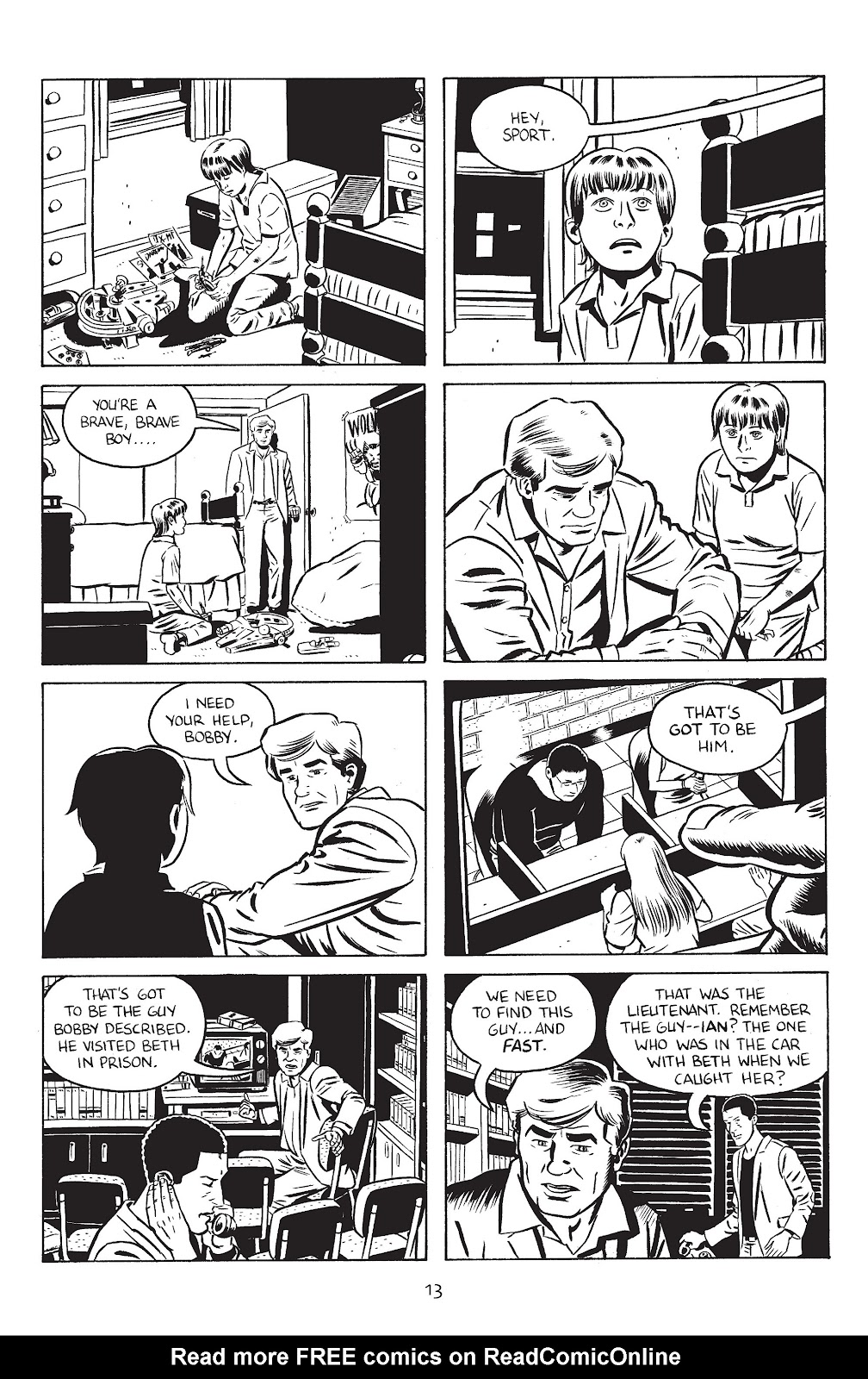 Stray Bullets Issue #29 #29 - English 15