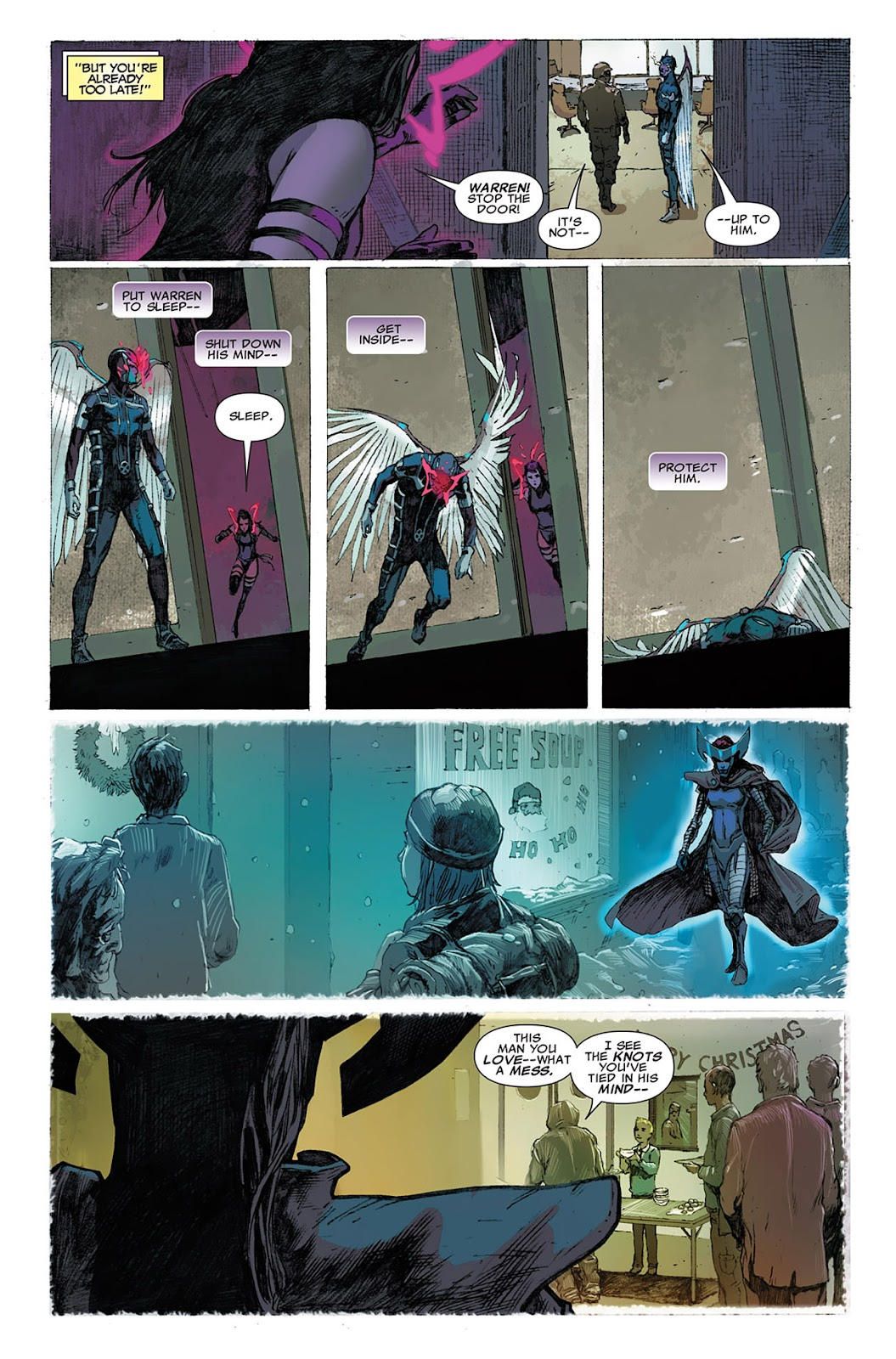 Uncanny X-Force (2010) Issue #8 #9 - English 19