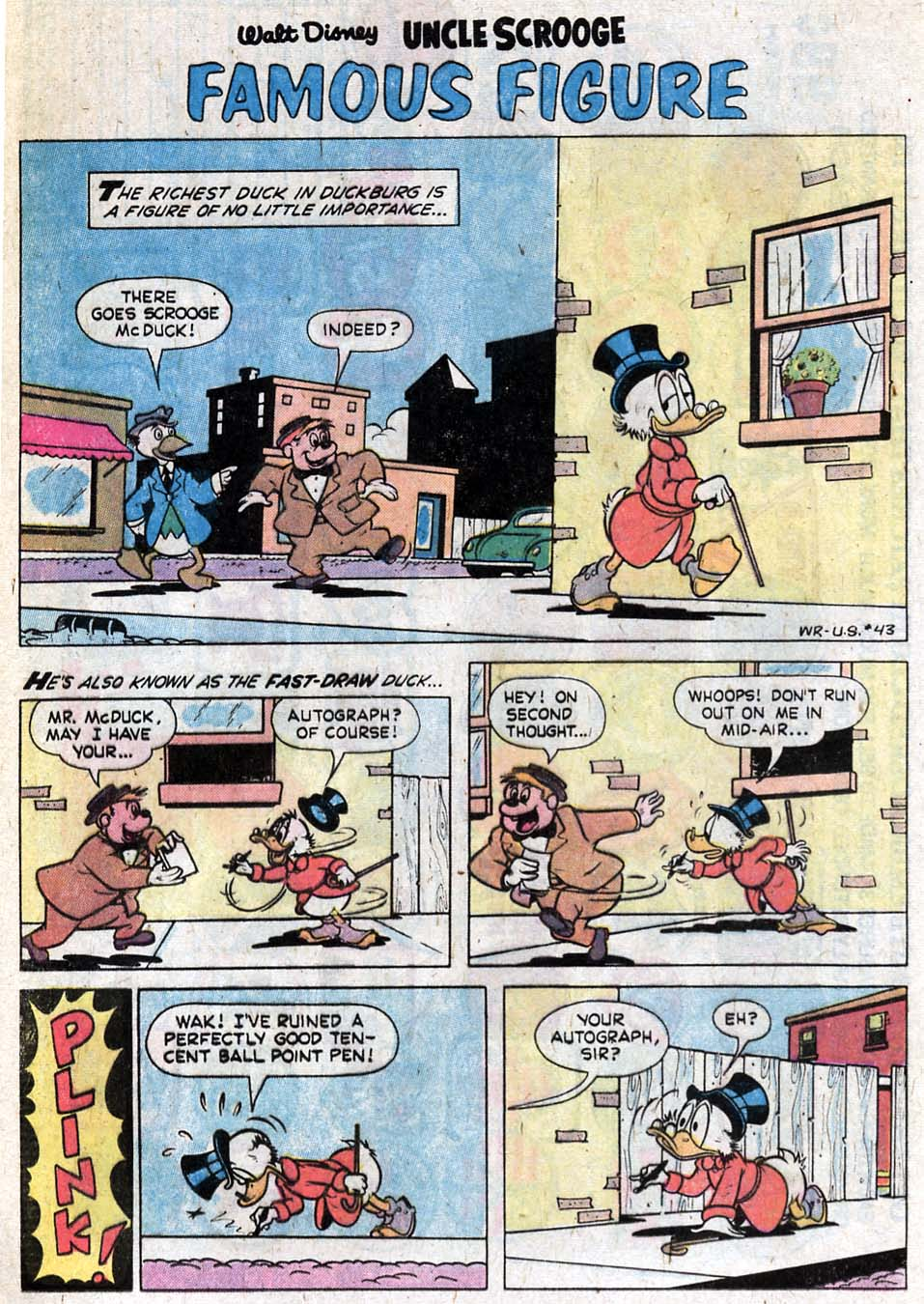 Uncle Scrooge (1953) Issue #140 #140 - English 24