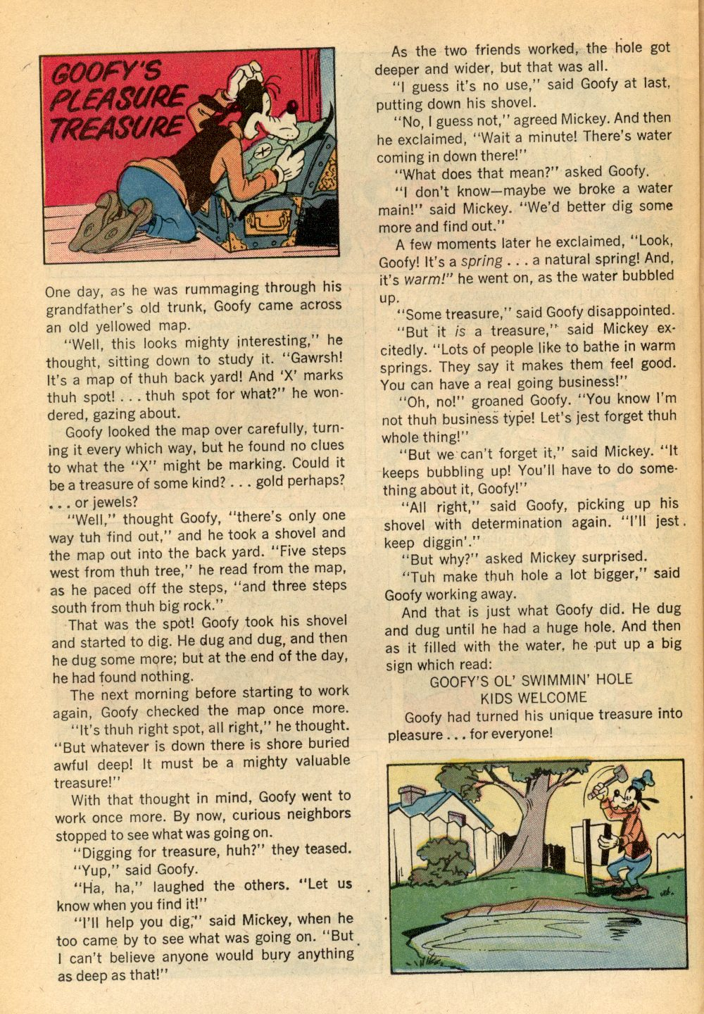 Uncle Scrooge (1953) Issue #93 #93 - English 22