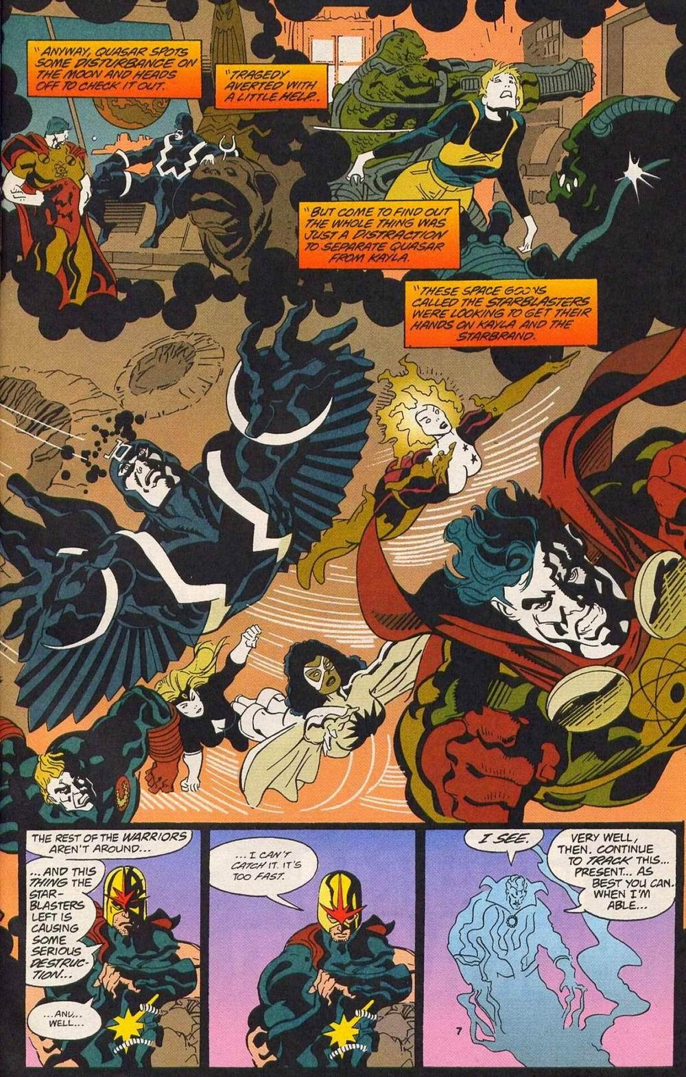 Read online Secret Defenders comic -  Issue #11 - 7